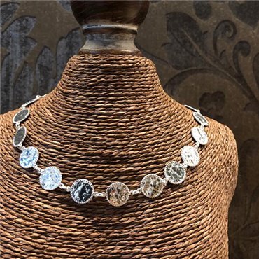 <p>Halskette Silber </p>