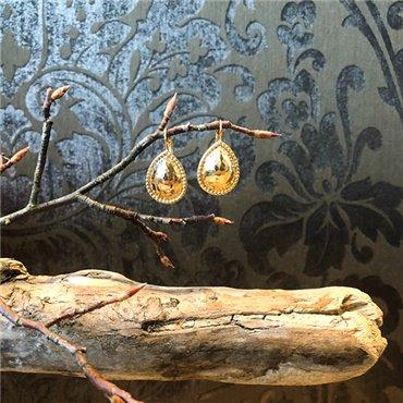 <p>Ohrringe Silber vergoldet</p>