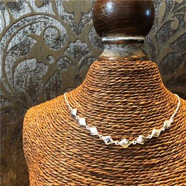 <p>Halskette Silber</p>