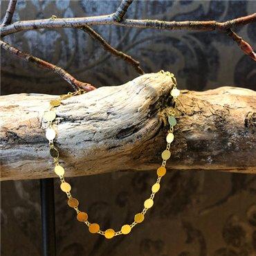 <p>Armkette Silber vergoldet</p>